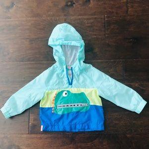 Cat & Jack dinosaur hoodie